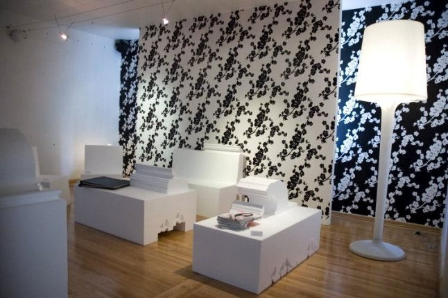 Limpiar paredes empapeladas tintorer a ecol gica 7 palmas - Decoracion de papel para paredes ...